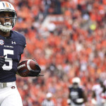 Highlights of Auburn's 27-19 Loss to Ole Miss