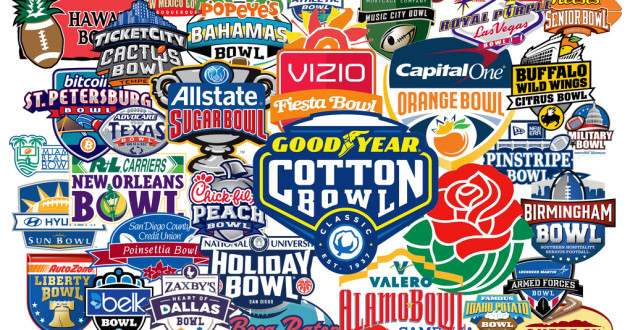 2018-2019 Bowl Predictions - Week 3