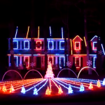 All the Auburn-Themed Christmas Light Shows