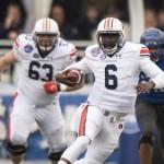 Highlights of Auburn's 31-10 Win Over Memphis