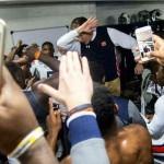 Gus Malzahn Dabs on 'Em After Win Over Memphis in Birmingham Bowl