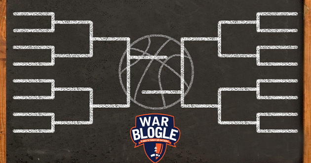 2019 War Blogle Bracket Challenge Final Results