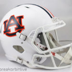 What If Auburn Wore White Facemasks?