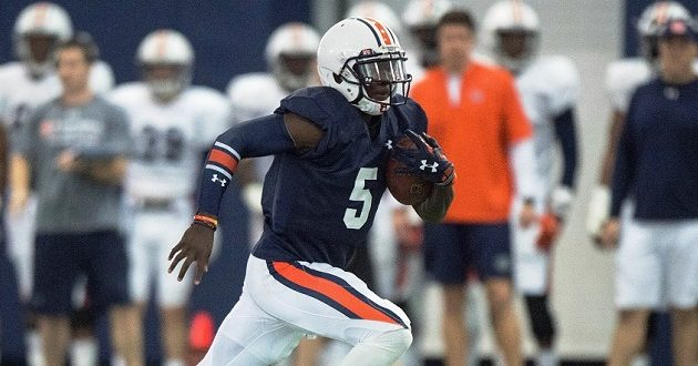 Numbers for New 2016 Auburn Football Tigers
