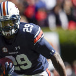 Auburn Running Back Jovon Robinson Dismissed