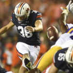 Highlights of Auburn's 18-13 Win over LSU