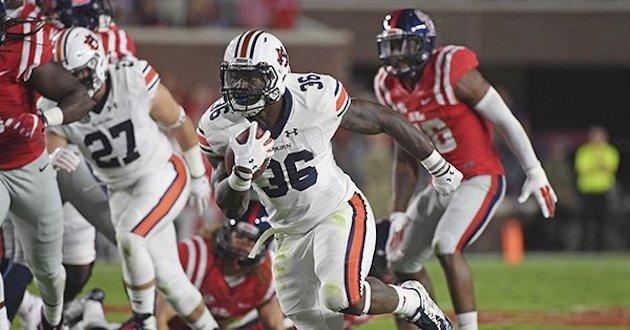 Highlights of Auburn's 40-29 Win over Ole Miss