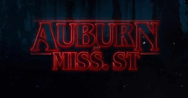 Stranger Things: Auburn at Mississippi State