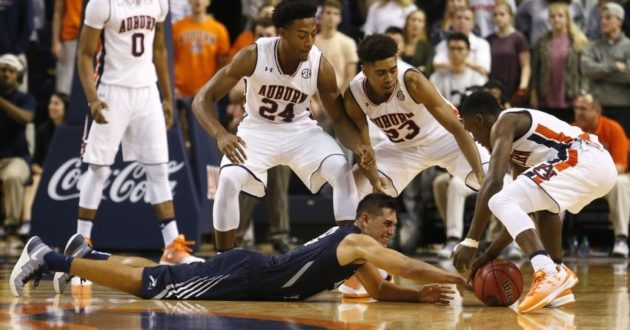 Highlights of Auburn's 83-66 Win over North Florida