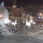 Toomer's Trees Rolled for Trump Presidential Win