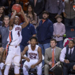 Highlights of Auburn's 76-74 Win over Mercer