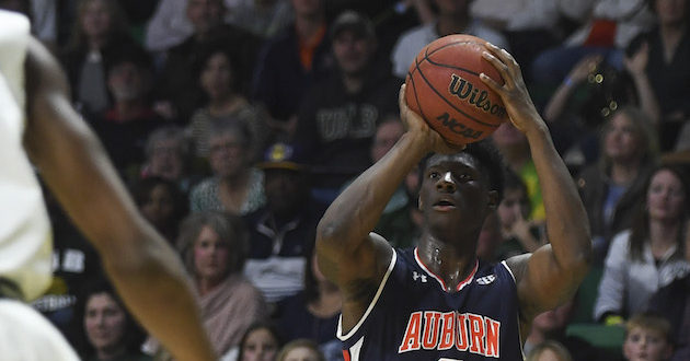 Highlights of Auburn's 74-70 Win over UAB
