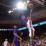 Highlights of Auburn's 78-74 Win over LSU