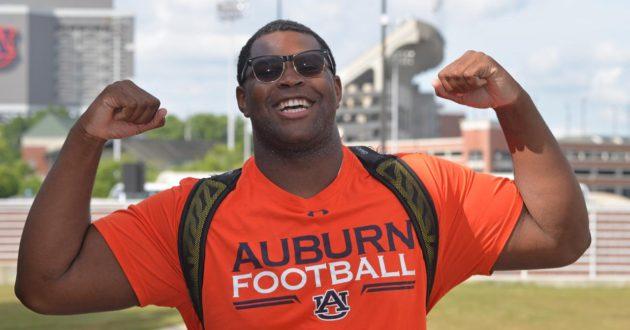 Auburn's 2017 Football Signing Class