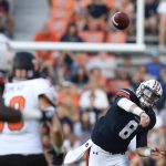 Auburn vs Mercer: QB Jarrett Stidham Delivers Near Perfect Performance