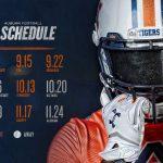 Ranking Auburn's 2018 Football Schedule