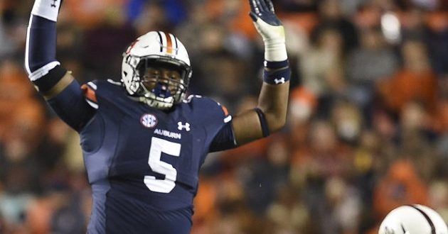 Projecting Auburn Players in the 2020 NFL Draft