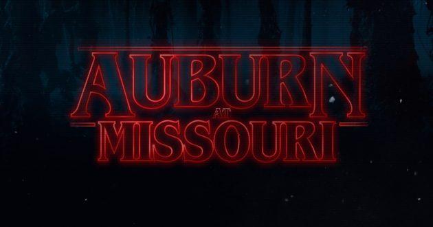 Stranger Things: Auburn at Missouri