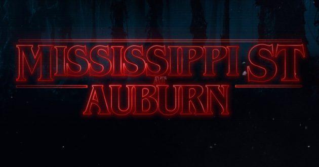 Stranger Things: Mississippi State at Auburn