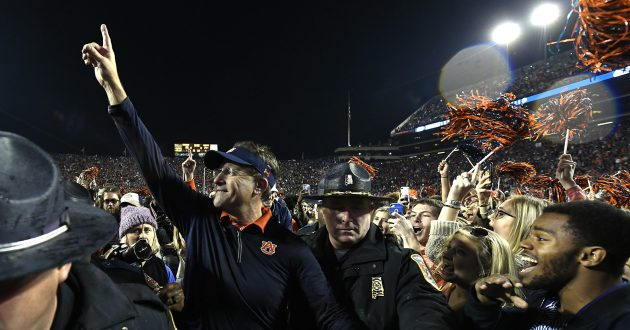 Iron Bowl Review: The Better Team Won
