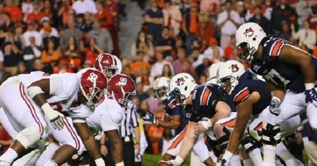 Iron Bowl Preview: It Will Take the Best