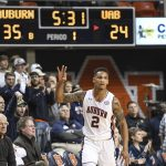 Highlights of Auburn's 85-80 Win Over UAB
