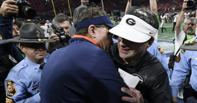 SEC Championship Review: Not That Day
