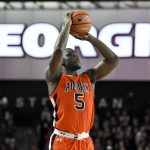 Highlights of Auburn's 78-61 Win Over Georgia