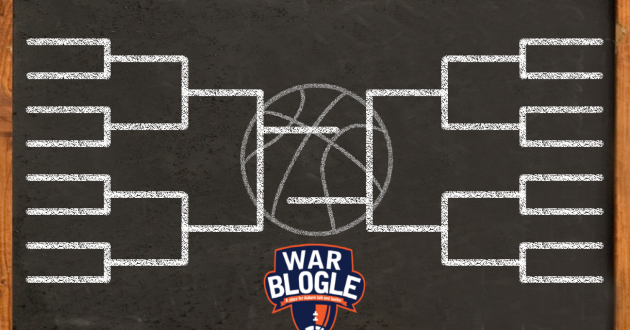2018 War Blogle Bracket Challenge Final Results