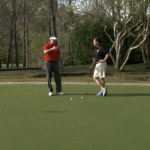 Gus Malzahn and Gene Chizik Hit the Links