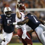 Highlights of Auburn's 34-3 Win Over Arkansas