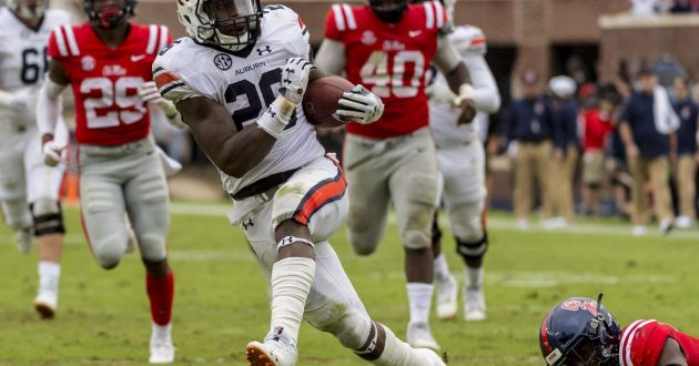 Highlights of Auburn's 31-16 Win Over Ole Miss