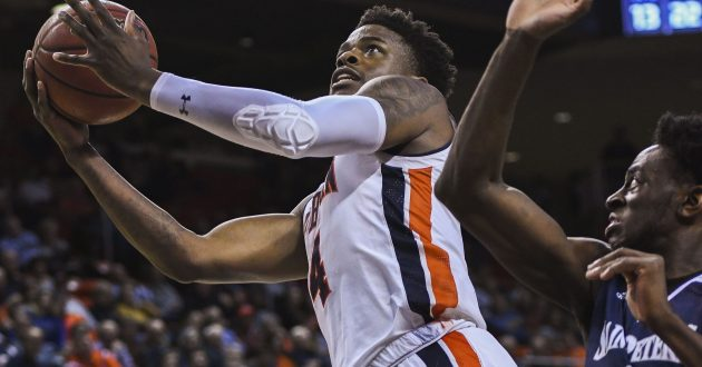 Highlights of Auburn's 99-49 Win Over St. Peter's