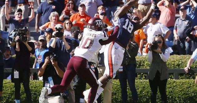Highlights of Auburn's 28-24 Win Over Texas A&M