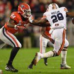 Highlights of Auburn's 27-10 Loss at Georgia