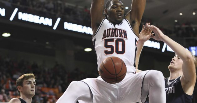 Highlights of Auburn's 95-49 Win Over N. Florida