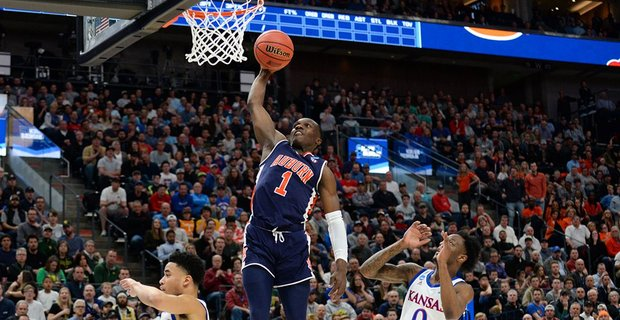 Highlights of Auburn's 89-75 NCAA Tournament Win Over Kansas