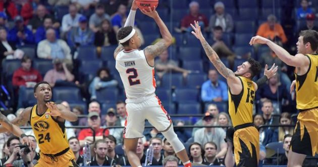 Highlights of Auburn's 81-71 Win Over Missouri