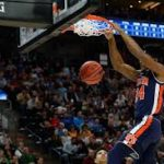 Highlights of Auburn's 97-80 NCAA Tournament a Win Over North Carolina