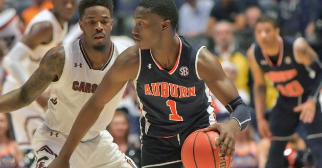Highlights of Auburn's 73-64 Win Over S. Carolina