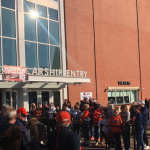 The Sweet Sixteen Reverse Tiger Walk