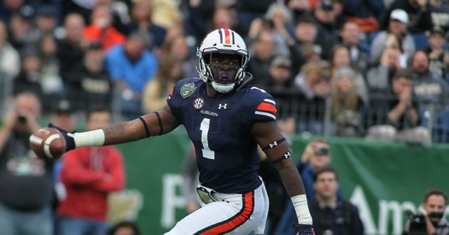 Week 1 Predictions: Save Auburn... Weak, SEC