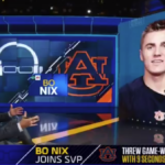 Bo Nix on SportsCenter with Scott Van Pelt