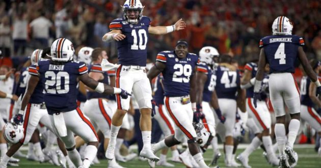 Oregon Review: Auburn Might Have a Good Football Team