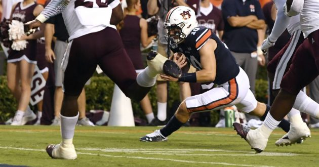 Highlights of Auburn's 56-23 Win Over Miss. State