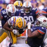 Highlights of Auburn's 23-20 Loss at LSU