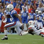 Highlights of Auburn's 24-13 Loss to Florida