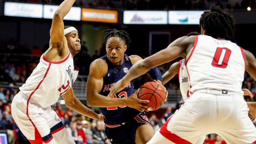 Auburn Basketball Review Week 2 South Alabama Cal State