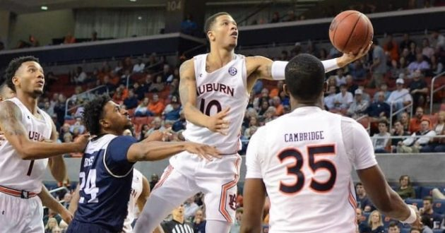 Auburn Basketball Review - Week 1 (Georgia Southern, Davidson)