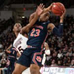 Highlights of Auburn's 80-68 Win Over Miss. State